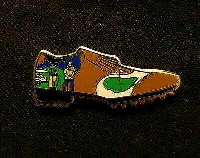 Phish - Lawn Boy Golf Shoe Pin Wookles Limited Edition Sold Out