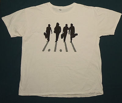 Matchbox Twenty 20 Exiles in America New Years Day Concert T-Shirt white XL
