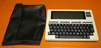 Tandy TRS 80 Model 100 Radio Shack Very RARE Computer Vintage