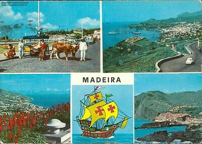 Madeira – The best views of Madeira Mehrbildkarte