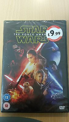 Star Wars The Force Awakens - dvd