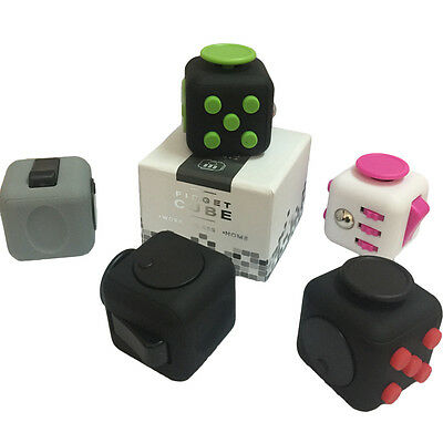 Fidget Cube Toys for Puzzles Magic cube Anti Stress Gifts Juguet Desk Spin Toys
