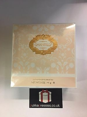 Chantilly Dusting Powder 141G In Stock Now !! Free Postage !!