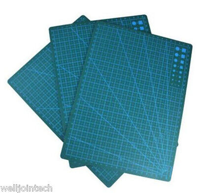 A3 Non Slip Printed Grid Lines Self Healing Cutting Craft Mat