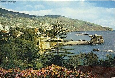Madeira – Funchal Bay from the West (Hotel Area)