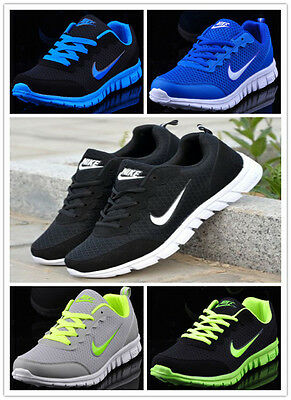 Mens And Boys, Sports Trainers Running Gym Sizes Uk Size 5.5-11.5
