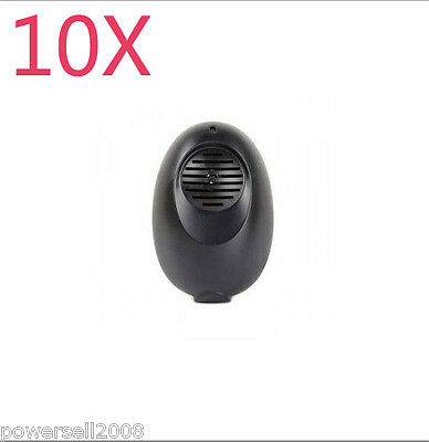 10 X 2012 New Model Garden And Home Electronic Ultrasonic Insects Repeller