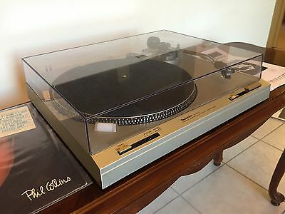 Technics Turntable Japan New Cartridge And Stylus Fitted.