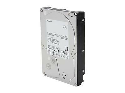 "Toshiba Desktop HDD - 2TB 3.5"" internal hard disk drive with 64MB Cache (Bare HD"