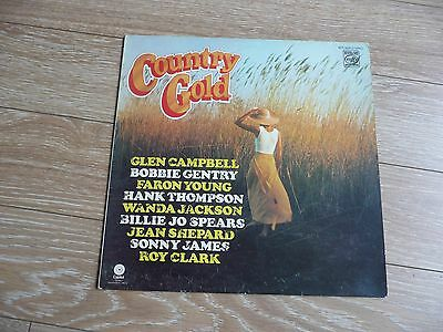 LP Record - Country Gold