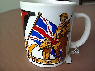 50th ANNIVERSARY OF VICTORY IN EUROPE MUG