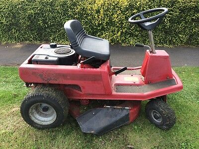 Ride on lawn mower/tractor Mountfield 10 HP Briggs and Stratton 10/30