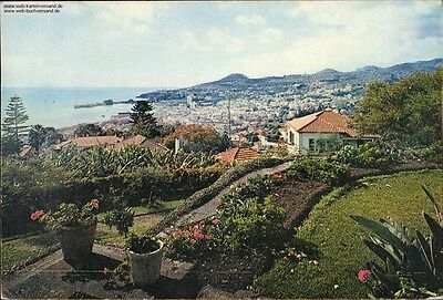 Madeira – Funchal from a private Quinta on the East side, Madeira 1010269