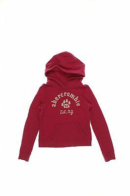 Abercrombie and Fitch Kapuzenpullover/Sweater pink M       #pwswwfa