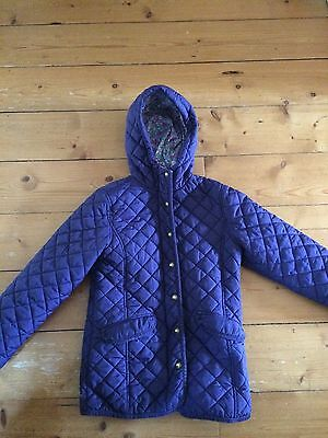 Joules Girls Coat 9-10 Years Vgc!! (twins!)