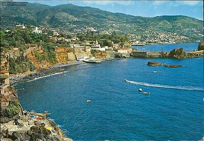 Ilha da Madeira – Funchal – Portugal – Partial view