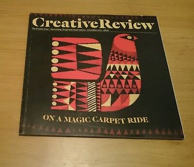 Creative Review - December  2012