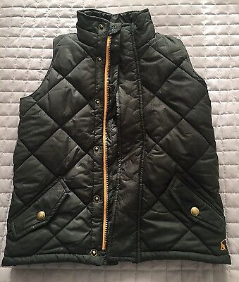 Joules Girls Gilet Jacket Age 4