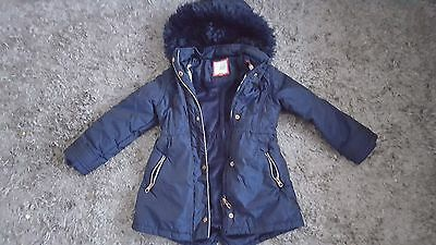 Girls Winter Jacket Age 6 Years From Ted Baker RRP £55