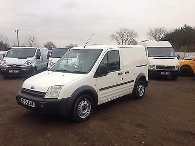 Ford Transit Connect 1.8TDCi ( 90PS ) Low Roof Van T200 SWB