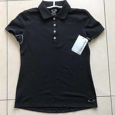Oakley Ladies Golf Polo Shirt BRAND NEW Size Small