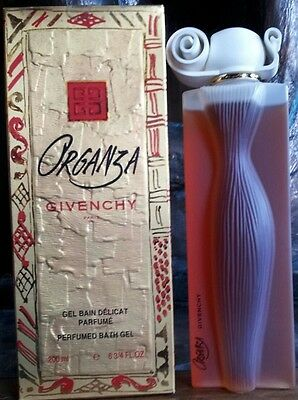 Organza Givenchy for women GEL BAIN DELICAT PARFUME 200 ml