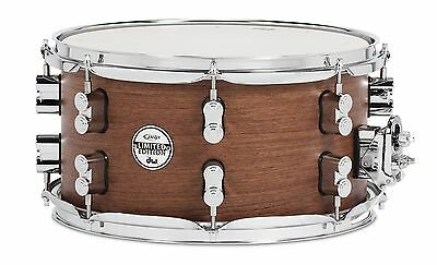 PDP PDSX0713BMBM 7x13 18 Ply Bubinga And Maple Snare Drum