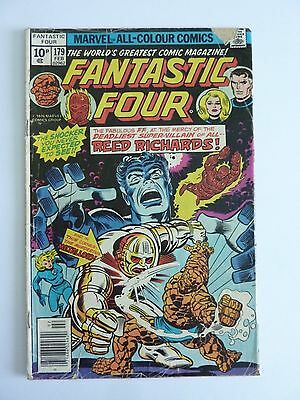 Marvel - Fantastic Four February 1977 No. 179