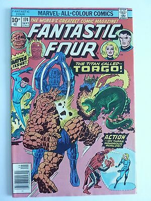 Marvel - Fantastic Four September 1976 No. 174