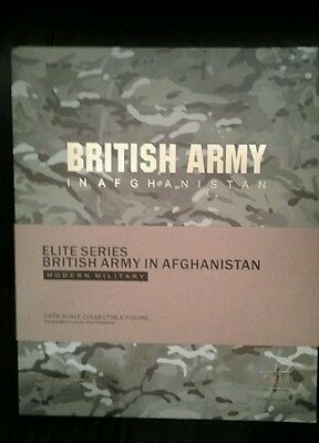 dam toys 1/6 british army in afghanistan figure