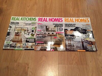 Real Homes Magazine Bundle
