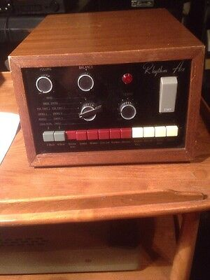 1960's Ace Tone Rhythm Ace FR-6 Analog Drum Machine