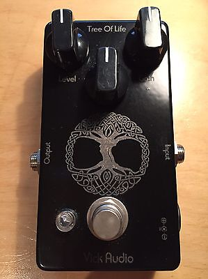 Vick Audio Tree Of Life OD Overdrive Pedal