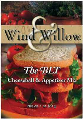 Wind & Willow The BLT Cheeseball & Appertizer Mix, Pack of 2 (33103)
