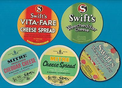 Selection of all different cheese labels Fromage formaggio #272