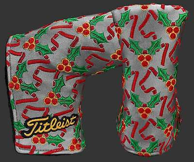 Scotty Cameron HOLIDAY - PUTTER - Headcover - BRAND NEW - LIMITED