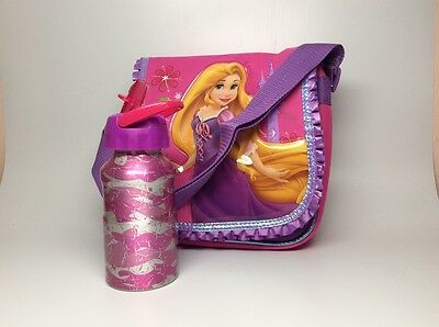 Tangled Rapunzel Lunchbox, Includes A Water Bottle!