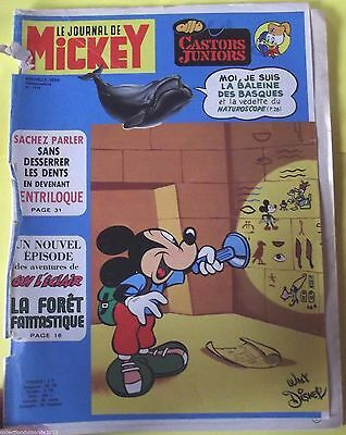Le Journal De Mickey N°1113   14/10/1973