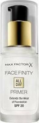 MAX FACTOR FACEFINITY ALL DAY PRIMER 30 ml SPF 20
