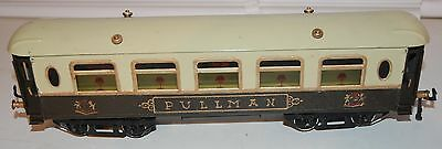 HORNBY SERIES O GAUGE No 2 PULLAM COACH