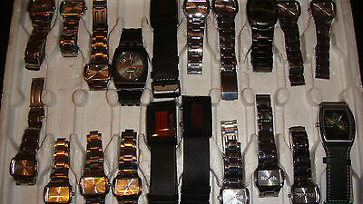 Trade Only Job Lot Of 20 X   Bench Watches 100% Gen .