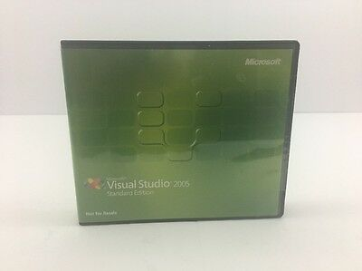 Microsoft Visual Studio 2005 Standard Edition