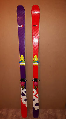 Head SBC 79 all mountain and park skis