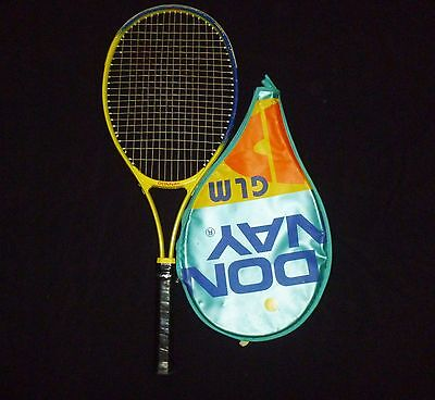 Rare Vintage Andre Agassi Star 3000 Donnay 4 3/8 Grip Tennis Racquet #12899