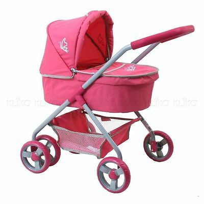 Valco Pink Ranger Page Girls Dolls Pram Shopping Tray ~ Lay-By Welcome ~ Xmas