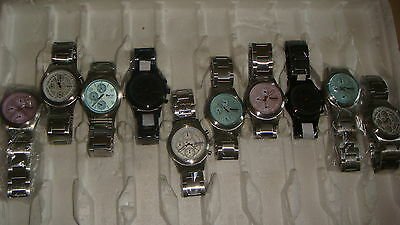 Trade Only Job Lot Of 10 New X  Mixed Bench Watches .