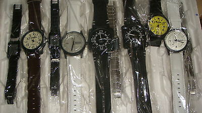 Trade Only Job Lot Of 10 New X  Mixed Bench Watches . /../