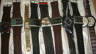 Trade Only Job Lot Of 10 New X  Mixed Bench Watches . ..