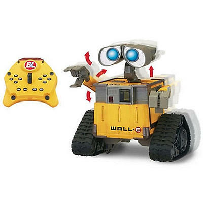 Disney New Pixar Collection U-Command Wall-E with Remote Control FREE SHIPPING