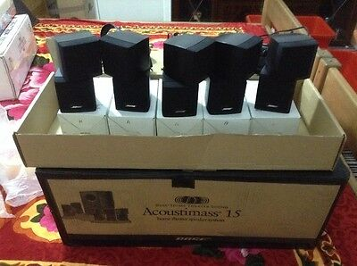 Bose acoustimass 15 home cinema system In mint condition